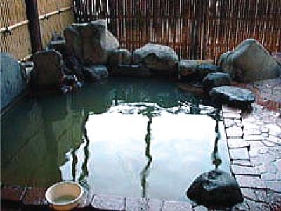 あやめ温泉 桜湯